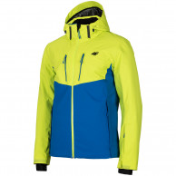 4F Noah, skijakke, herre, grøn/blå