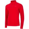 4F Microtherm, fleeceundertrøje, herre, rød