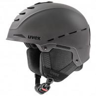 Uvex Legend skihjelm, mørkegrå