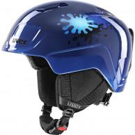 Uvex Heyya, skihjelm, junior, mørkeblå