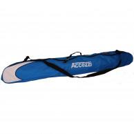 Accezzi Move 150 skipose til juniorski, 150cm, blå/hvid