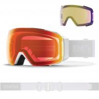 Smith I/O MAG, skibriller, White Vapor