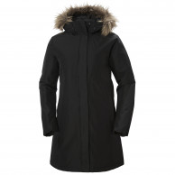 Helly Hansen Aden Winter Parka, dame, sort
