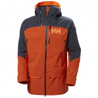 Helly Hansen Ridge 2.0 skaljakke, herre, orange