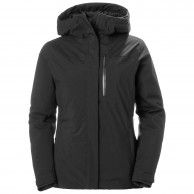 Helly Hansen Snowplay, skijakke, dame, sort