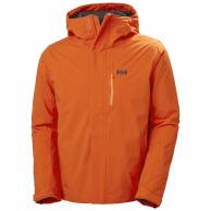 Helly Hansen Panorama, skijakke, herre, orange