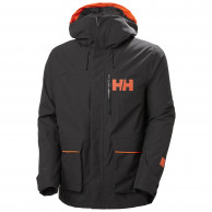 Helly Hansen Kickinghorse, skijakke, herre, sort