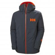 Helly Hansen Powderface, skijakke, herre, grå