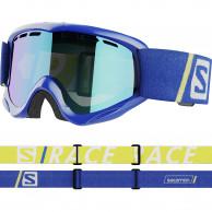 Salomon Juke, skibriller, blå
