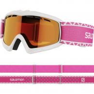 Salomon Kiwi, skibriller, hvid