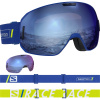Salomon S/MAX Sigma, skibriller, blå