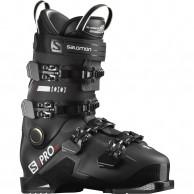 Salomon S/Pro HV 100, skistøvler, herre, sort/rød