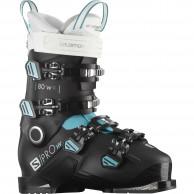 Salomon S/PRO HV 80 W, skistøvler, dame, sort
