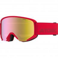 Atomic Savor Stereo, skibriller, rød