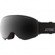 Atomic Revent Q Stereo, skibriller, sort