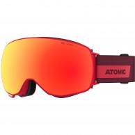 Atomic Revent Q Stereo, skibriller, rød