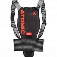Atomic Live Shield Vest JR, sort