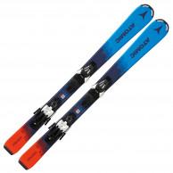 Atomic Vantage JR 100-120 + C 5 GW, blå/rød