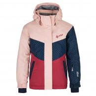 Kilpi Mils, skijakke, junior, pink