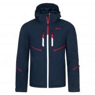 Kilpi Tonn, skijakke, plus size, herre, mørkeblå