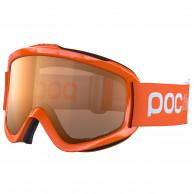 POCito Iris skibrille, junior, Fluorscent Orange