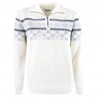 Kama Gunhild Merino Sweater, dame, offhvid