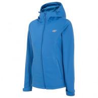 4F Rose, softshell jakke, dame, blå