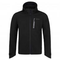 Kilpi Ravio, softshell jakke, plus size, herre, sort