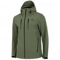 4F Mason, softshell jakke, herre, grøn