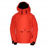 2117 of Sweden Lillhem, skijakke, junior, orange
