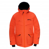2117 of Sweden Isfall, skijakke, junior, orange