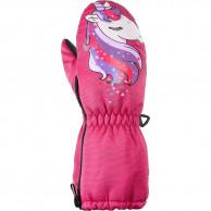 Cairn Colomby, skiluffer, børn, pink