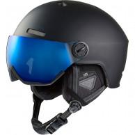 Cairn Reflex skihjelm med visir, sort