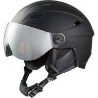 Cairn Impulse skihjelm med visir, sort