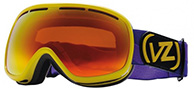 VonZipper Chakra skibriller, gul