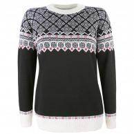 Kama Frida Merino sweater, dame, sort