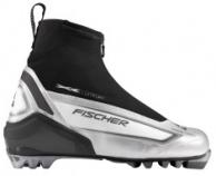 Fischer XC Comfort/Sport Silver, Langrendsstøvler