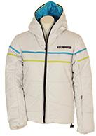 DIEL Sport jakke, junior/pige, råhvid