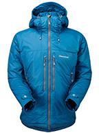 Montane Flux Mountain jakke, herre, blå