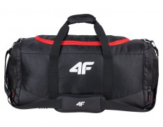 4F Duffle Bag på 40 Liter, sort
