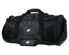 4F Duffle Bag på 70 Liter, sort