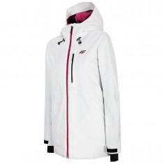 4F Emily, skijakke, dame, hvid
