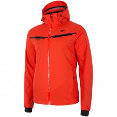 4F Lucas, skijakke, herre, rød