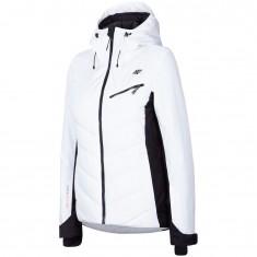 4F Olivia, skijakke, dame, hvid