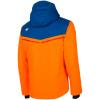 4F William, skijakke, herre, orange