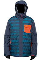 Billabong Method Snowboard jakke, Tango red