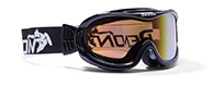 Demon Snow Optical 1 skigoggle, sort