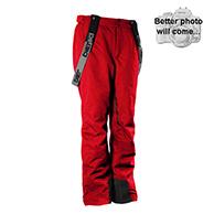 DIEL Mountain Space skibukser, mænd, rød