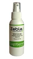 Zebla Lugtfjerner til sko, spray