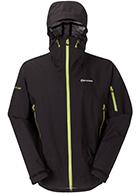 Montane Fast Alpine Strech Neo Jacket, skaljakke,sort